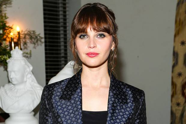 Felicity Jones Dibayar Lebih Tinggi di Film Rogue One