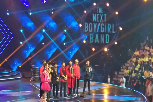 Tim Boys Banjir Pujian Juri The Next Boy/Girl Band Season 2