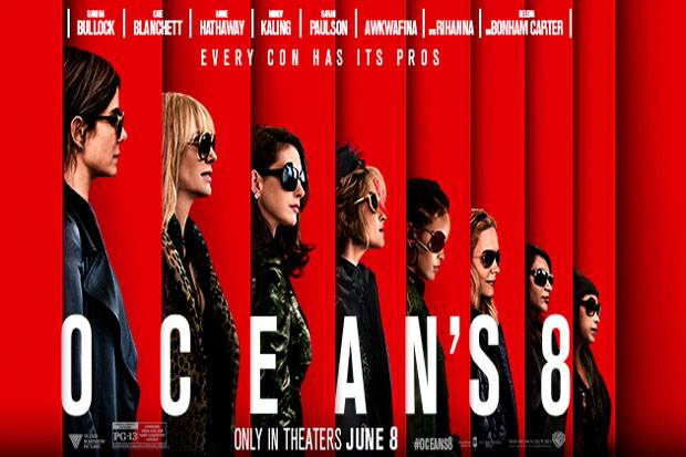 Review Film Oceans Eight