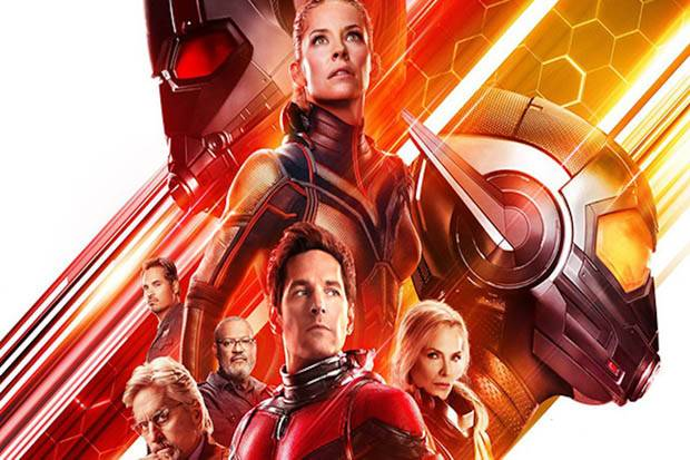 Review Film Ant-Man and the Wasp