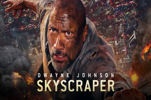 Review Film Skyscraper