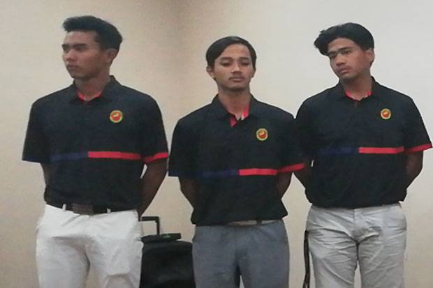 Trio Pegolf Indonesia Proyeksi Asian Games 2018 Lolos Cut Off