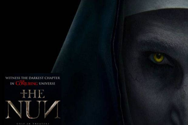 Review Film The Nun