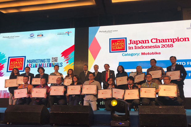 IRC Rebut Double Winner di ASEAN Marketing Summit 2018