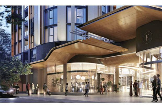 Arsitektur Baru Mastery Crown Group Australia
