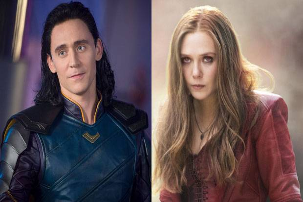Disney dan Marvel Bikin Serial TV Loki dan Scarlet Witch
