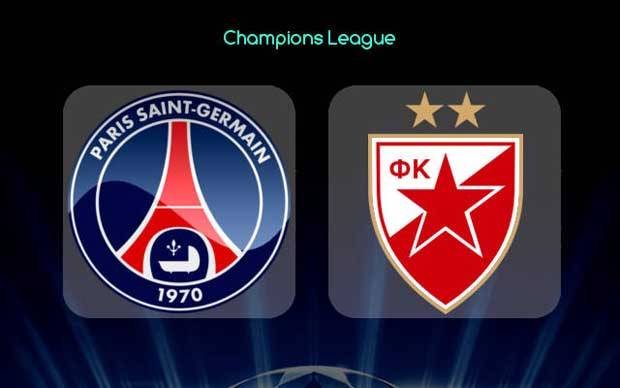 PSG and Red Star