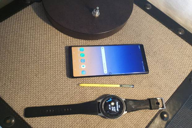 Galaxy Note9 & Galaxy Watch Bikin Saya Jadi Powerful Generation