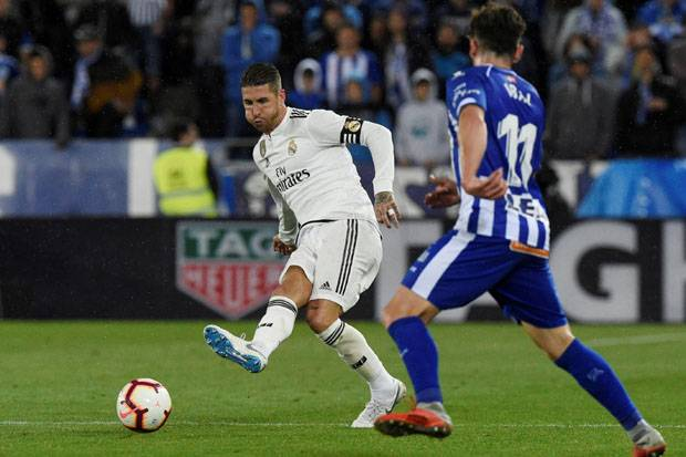 Real Madrid Gila Bola