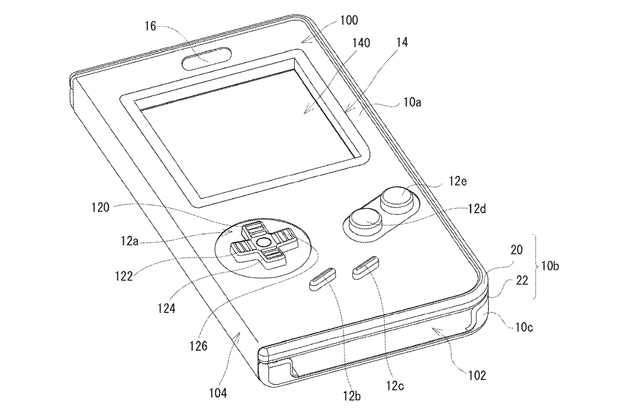 Nintendo Patenkan Casing Ponsel Game Boy