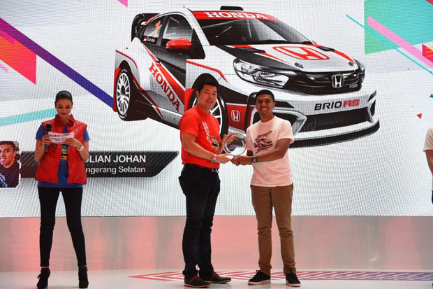 HPM Umumkan Jawara Kontes Honda Brio Virtual Modification