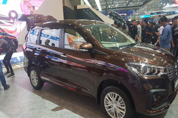 Suzuki All New Ertiga Bakal Goyang India 18 November