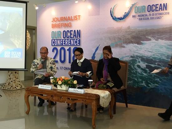 Our Ocean Conference 2018 Akan Membahas Isu Illegal Fishing