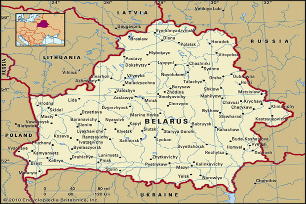 Any Attack on Belarus to Be Viewed by Moscow as Attack on Russia