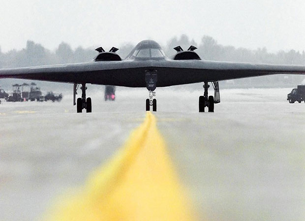US B-2 Stealth Bomber Makes Emergency Landing in Colorado