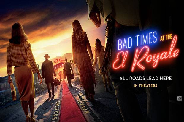 Review Film Bad Times at The El Royale