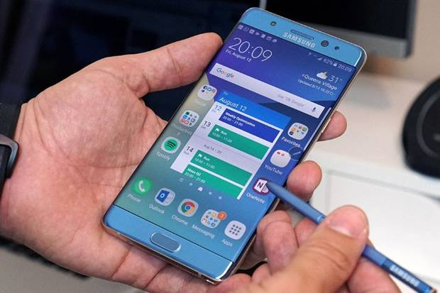 Samsung Pastikan Galaxy S8-Note 8 Tak Dapat Software Antarmuka One UI