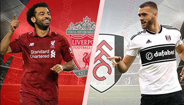 Preview Liverpool vs Fulham: Si Merah Jangan Lengah