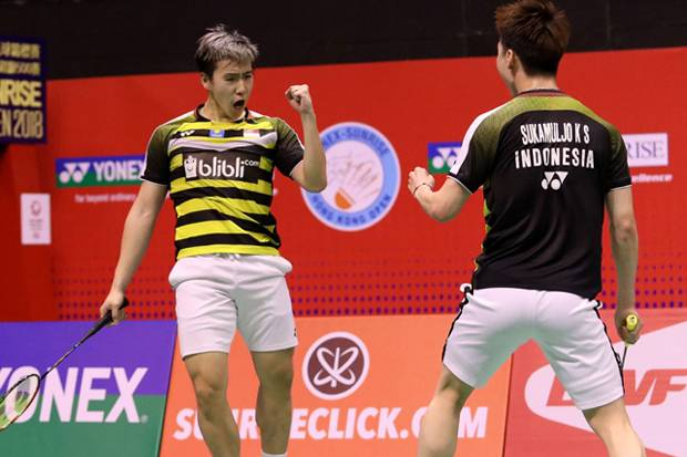 Bidikan Marcus/Kevin Kini Tertuju Pada BWF World Tour Final
