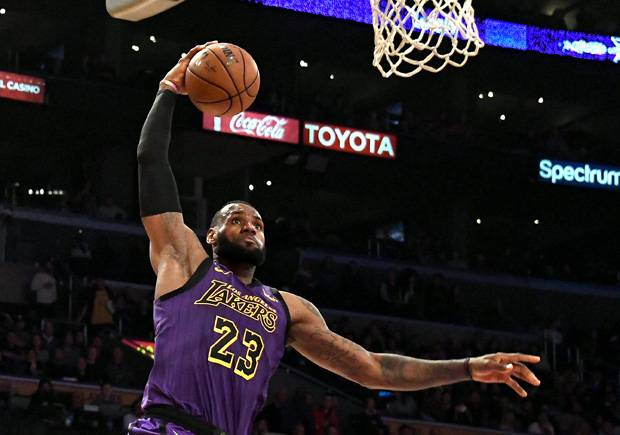 Los Angeles Lakers Cetak Comeback atas Phoenix Suns