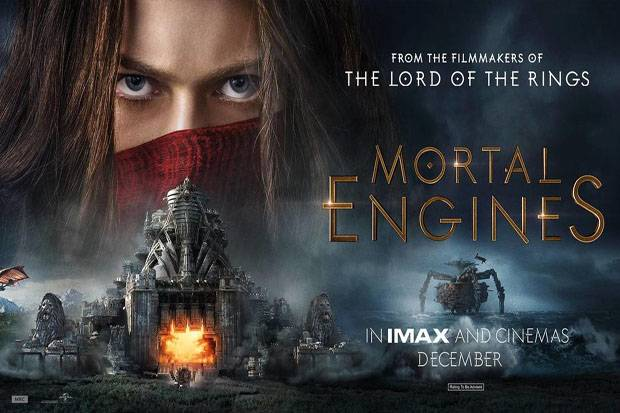Review Film Mortal Engines