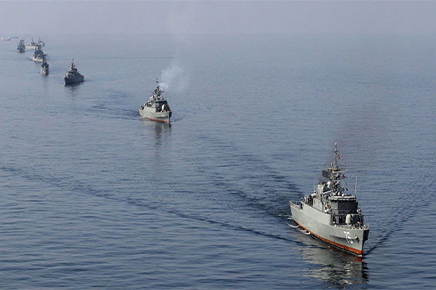 Iran Deploys Fleet to Gulf of Aden
