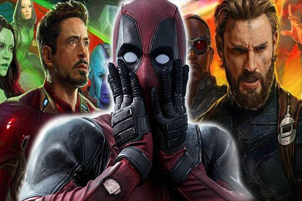 Deadpool dan X-Men Segera Muncul di Marvel Cinematic Universe