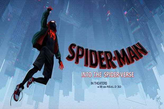 Review Film Spider-Man: Into the Spider-Verse