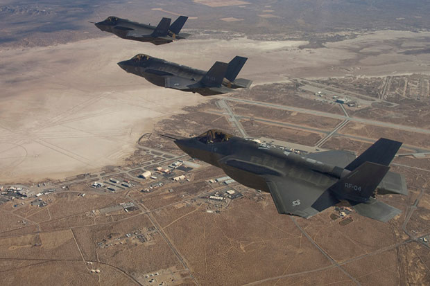 Turkey to Buy 120 F-35 Jets Amid Speculation Deal Will Be Canceled