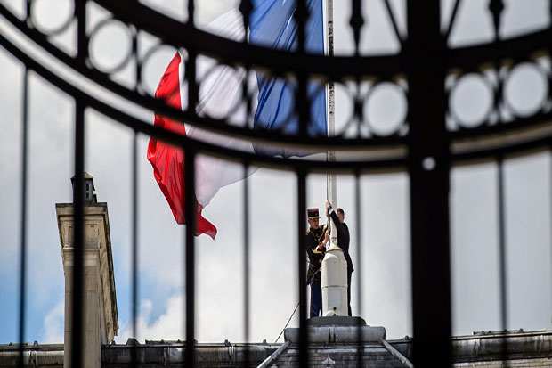 France Found No Signs of Russias Alleged Involvement in Protests