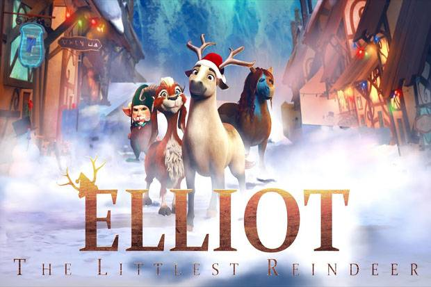 Review Film Elliot the Littlest Reindeer