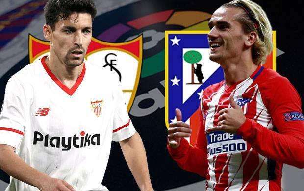 Preview Sevilla vs Atletico Madrid: Siapa Bisa Tempel Barcelona?
