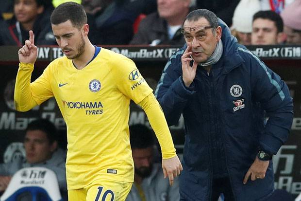 Preview Chelsea vs Newcastle: Sarri Ungkap Cara Bungkam The Magpies