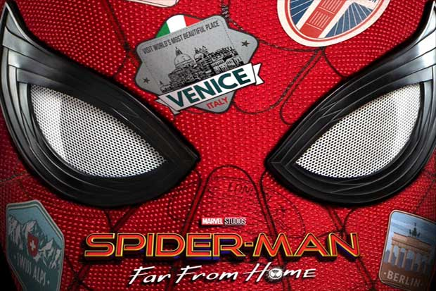 Trailer Pertama Spider-Man: Far From Home Ungkap Plot Film