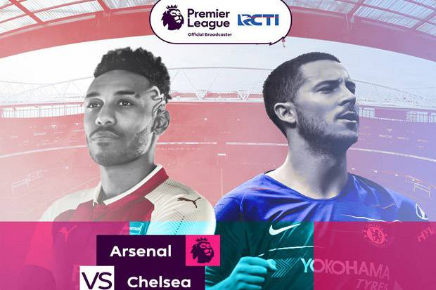 Preview Arsenal vs Chelsea: Pertaruhan Reputasi
