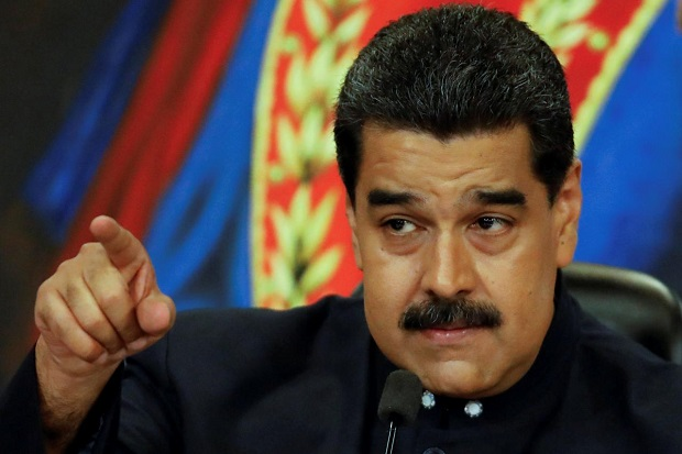 Venezuela-AS Putus Hubungan, Maduro Usir Diplomat Washington