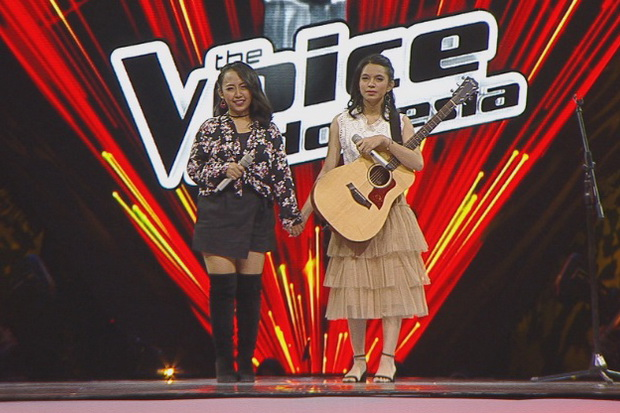 Aksi Spektakuler Warnai Final Babak Knockout The Voice Indonesia