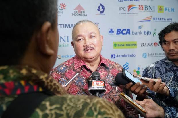 Puncak HPN 2019, Alex Noerdin Raih Golden Awards