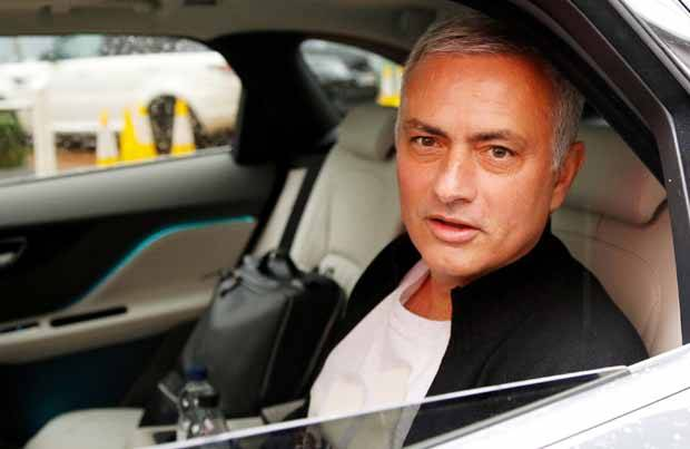 Mourinho Jadi Host Program Berita Sepak Bola di TV Rusia