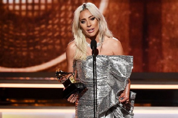 Lady Gaga Kampanyekan Kesehatan Mental di Grammy Awards 2019