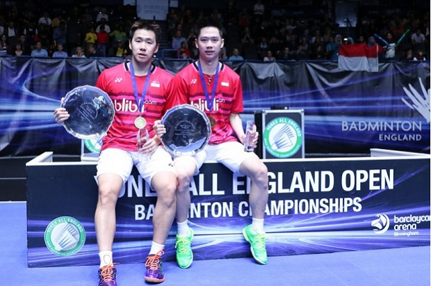 Drawing All England 2019 Kurang Menguntungkan buat Tim Bulu Tangkis Indonesia