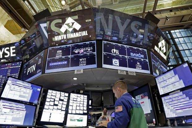 Wall Street Lebih Tinggi di Tengah Optimistis Negosiasi AS-China