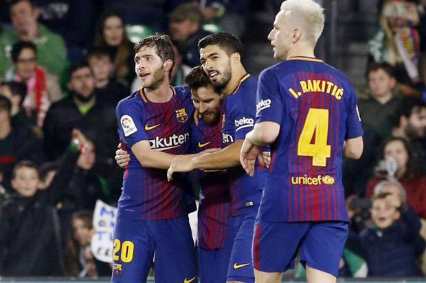 Preview Barcelona vs Real Valladolid: Bekal Perang