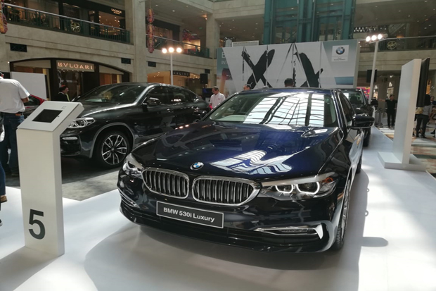 Dua Program Menarik di BMW Exhibition