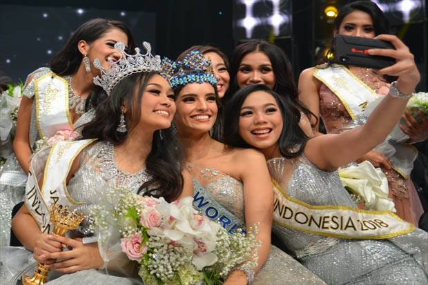 Miss World Vanessa Ponce de Leon: Indonesia Bisa Menang di Miss World