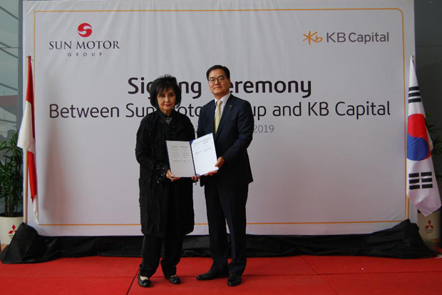 KB Capital Resmi Caplok Saham Sun Motor Group