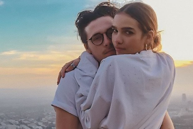 Hanna Cross Pencuri Hati Brooklyn Beckham