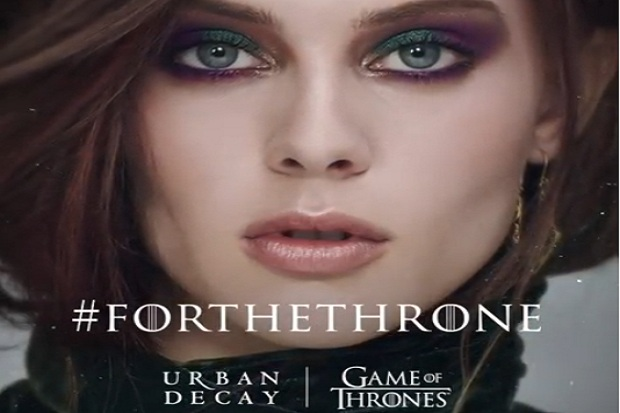 Game Of Thrones Jadi Inspirasi Produk Makeup