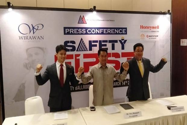 MCHE Jadi Distributor Honeywell Industrial Safety