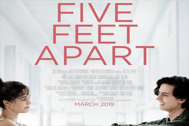 Review Film Five Feet Apart